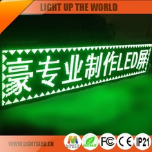 Electronic Flashing Bluetooth Led Road Stop Sign Screen DJ, P10 Mini Programmable 60X60 12 Band Led Grow Sign Panel