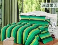 2016 New Design 80s woven cotton bedspreads plain