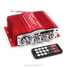 Kinter MA-800 car amplifier with remote control