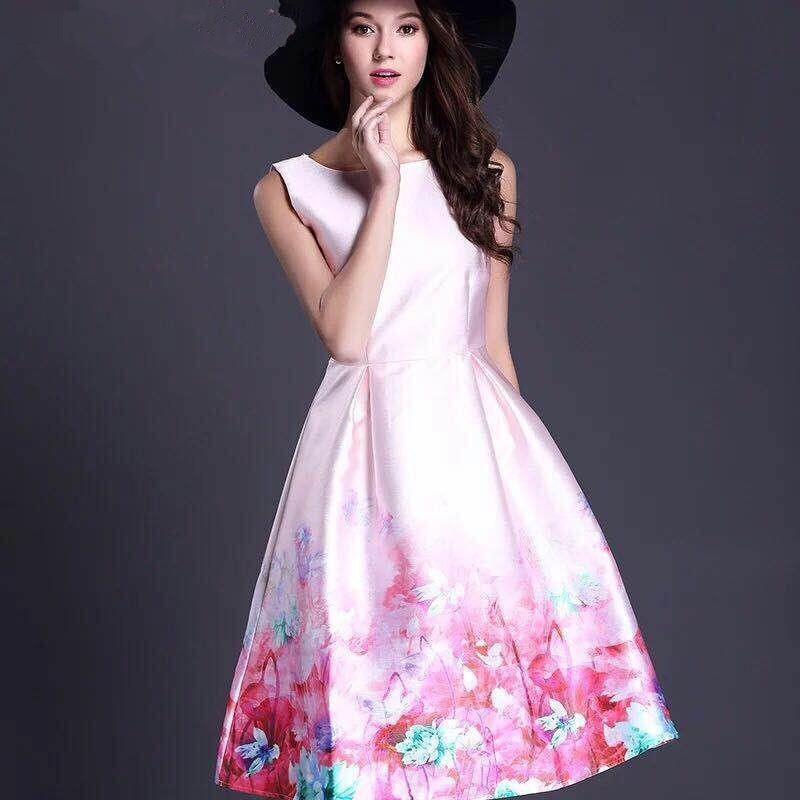 high fashion printed womens dresses,dress designers fashion dress womens clothing ,summer dress women ODM manufacturer fashion