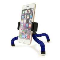 Universal Flexible Mini Tripod Portable Octopus Stand Mount Bracket Holder For Mobile Phones 2017 hot sale smartphone