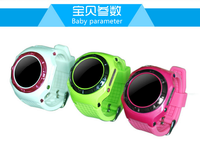 Kids GPS Watch,Wrist Watch GPS Tracking Device for Kids 2015 New Mini Personal GPS Tracker, Portable Mini Children GPS Tracking