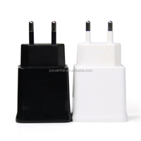 Mobile Phone Accessories 5V 2.4A dual usb wall travel charger for home charger