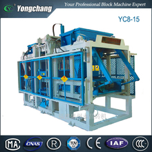 Cement hollow concrete block making machine price