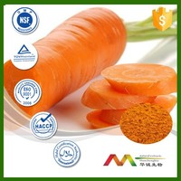 NSF-cGMP maunfacture and 100% natural carrot root extract wholesales