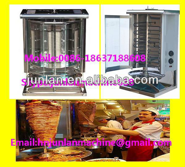 meat roasting shawarma kebab machine +8618637188608