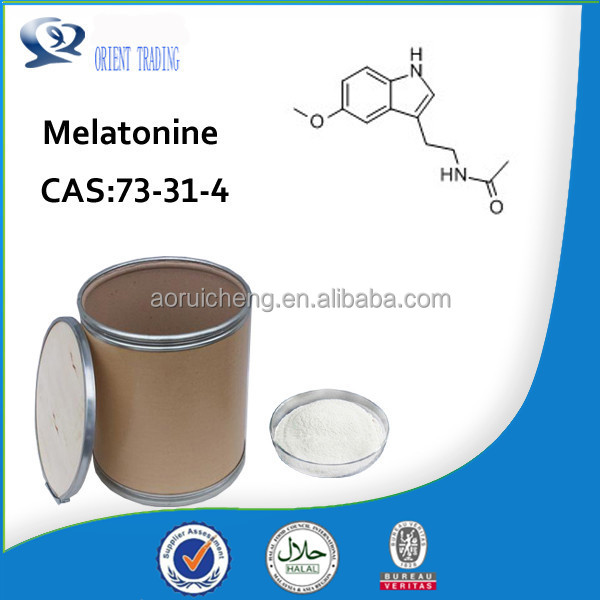 top quality MELATONINE 73-31-4