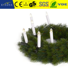 Wholesale Decoration Christmas Tree Light light up artificial flowers