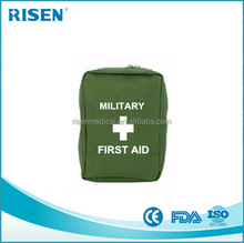 Army Military First Aid Travel Kit Pouch Medic Medical Survival Pack Bag