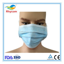 Disposable non-woven spa beauty mouth cover