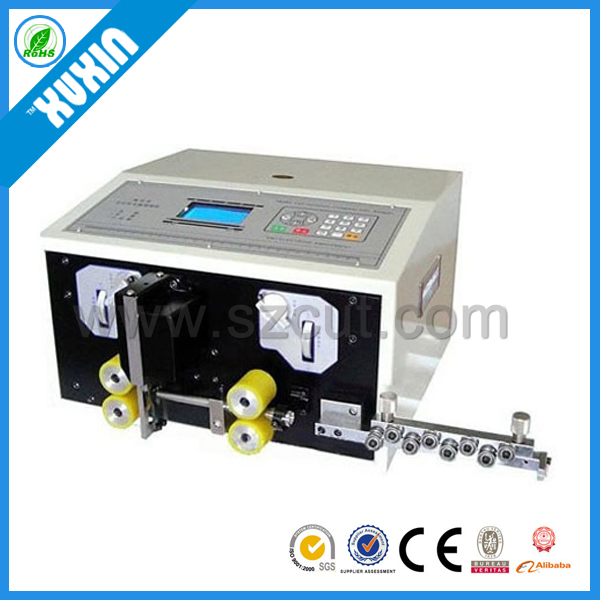 X-501D Cheap price house electrical wiring cutting machine