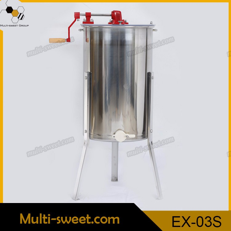 Used electric honey extractor