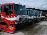Used diesel engine,cabin and parts