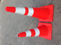 PVC Traffic Cone(LZ-203)-PVC Cone, PVC Road Cone, Safety Cone