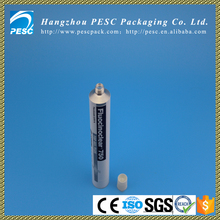 medical gel aluminium collapsible tube