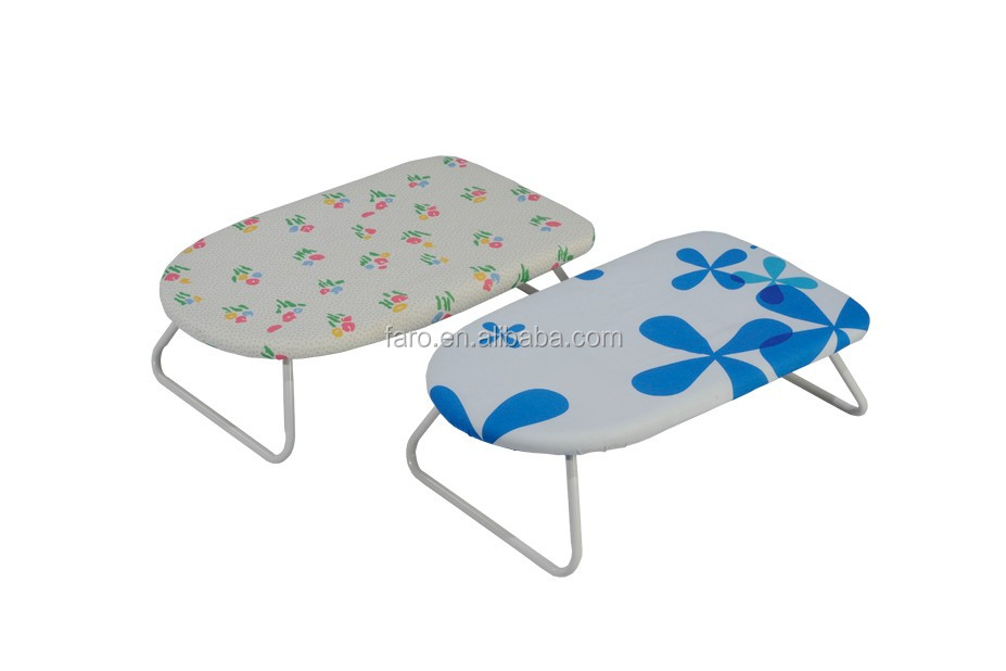 EG-2N 100% Cotton Cover Japanese Style Mesh Folding Ironing Board Ironing Table