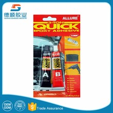 quality guaranted epoxy steel glue for repairing