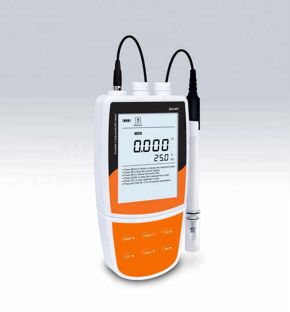 bante904P UK Portable Multiparameter Water Quality Analyzer | Conductivity/DO <strong>Meter</strong>