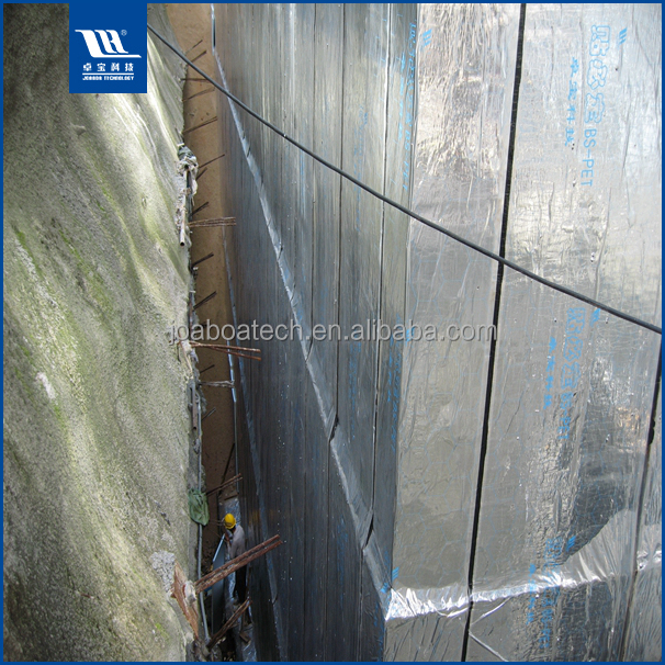 Self adhesive bitumen waterproofing cheap roofing materials