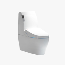 toilet commode with Auto Open Cover Auto Cleaning Intelligent Toilet