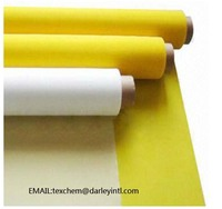 Silk screen printing mesh fabric