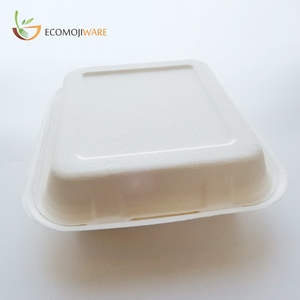 Food Containers 3 Compartments Food Storage Box Stackable Lunch Box