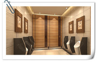 Public Toilet Partition Widely Used High Pressure Laminate