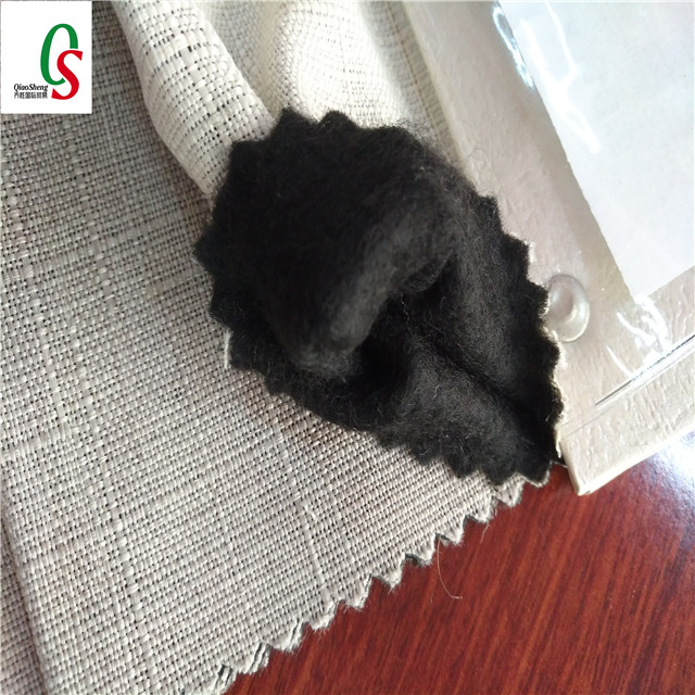 Hot sale high quality pure linen clothing for Home textile
