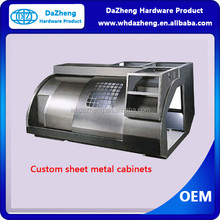High qulity custom metal box/cabinets/locker for parcel or mail