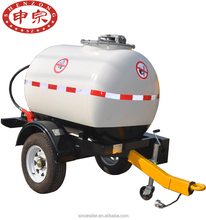 1 ton oill or fuel transporter semi tank trailer used china trucks for sale
