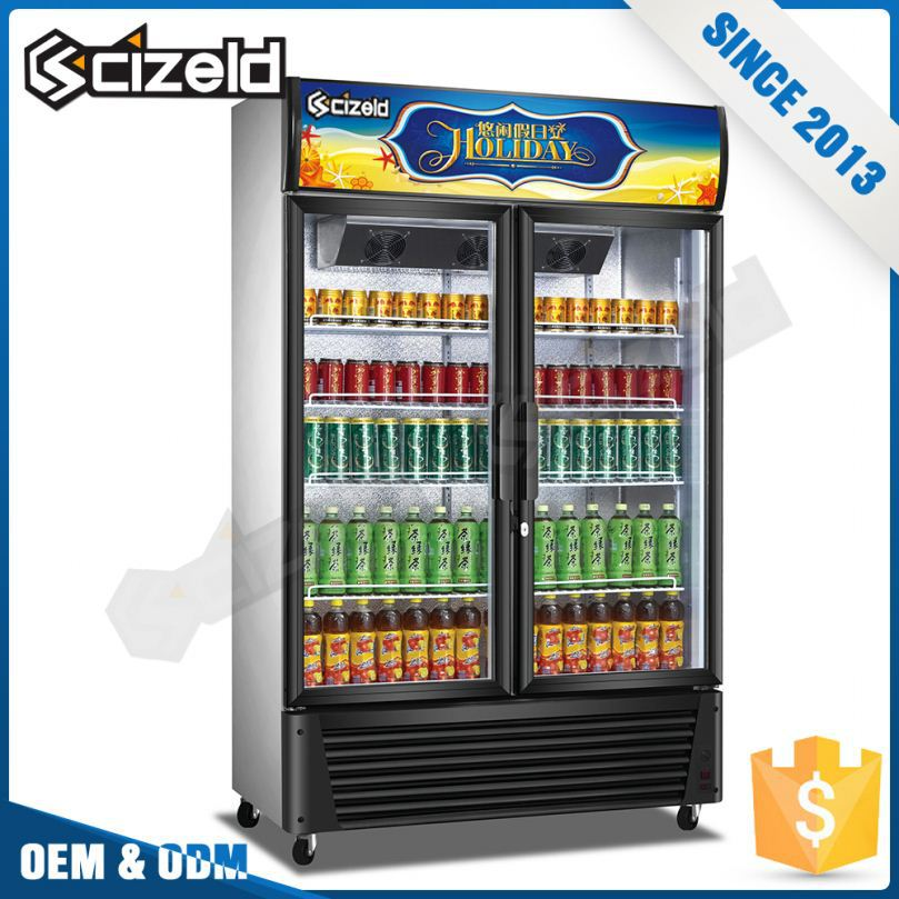 High Quality Drinks Cooler Wine Chiller Fridge