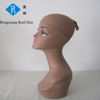 Cheap wholesale factory discount price flesh color lace wig invisible hair net