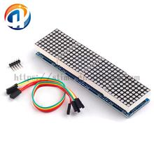 MAX7219 Dot Matrix Module Control the Microcontroller Module