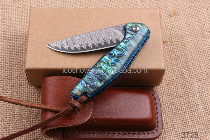 Doshower Best SALE handmade knives with high quality