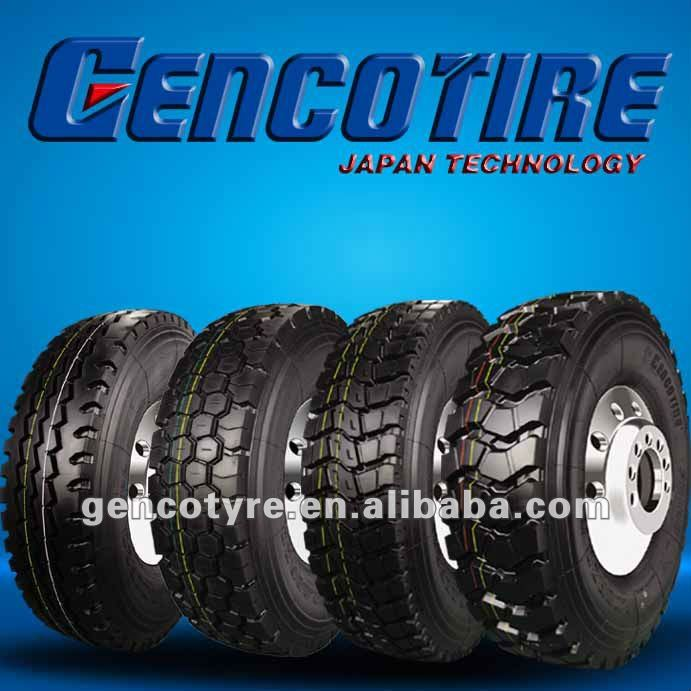 heavey duty container truck tires