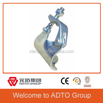 Africa Quality Products Safety Assured Scaffold British Pressed Swivel Coupler 48.3mm/1.02~1.05kg