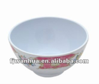 Microwave safe heat resistant rice bowl