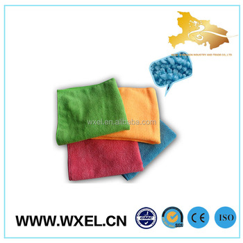 absorbent non-fading microfiber towel