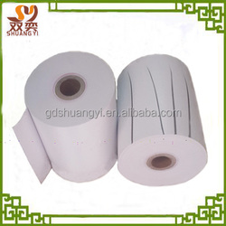 2015 best selling fax paper roll/a4 thermal paper and thermal fax paper roll from China