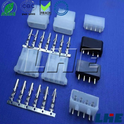 5.08mm electrical wire male female plastic connectors