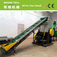 Low prices waste plastic film crusher/crushing machine for sale