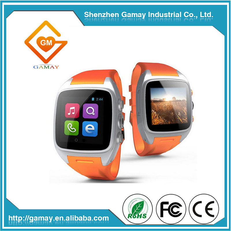 New Model Watch Mobile Phones X01 Smart Watch Waterproof 3G Smart Watch