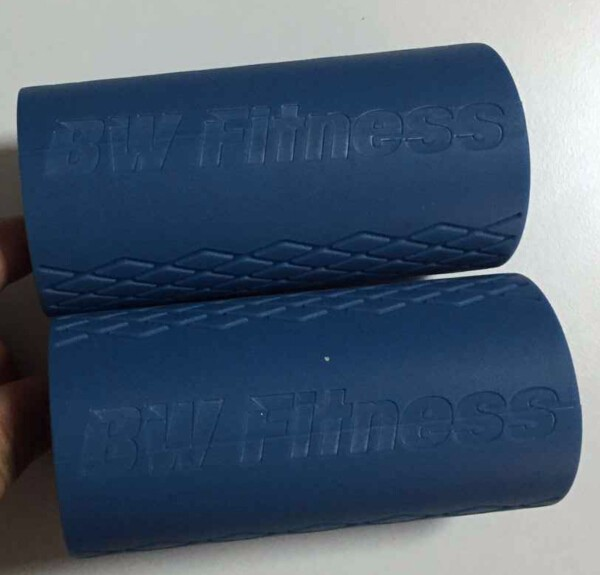 rifull Grip Thick Bar Muscle Builder,fatbar gripz,weight lifting grips with color/logo custom