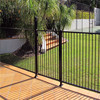 High-grade Steel Fence Wholesale/Galvanized Wrought Iron Fence /Designs For Iron Fence