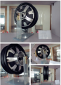 DM-210 electric dc motor 48v 2kw