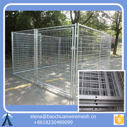 made in china hot seling outdoor dog kennel
