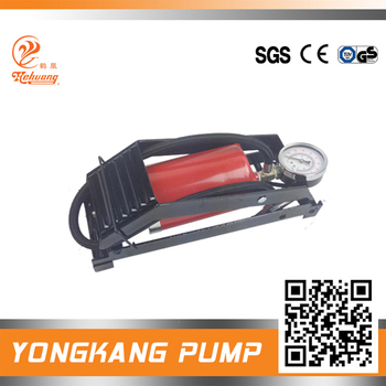 2014 Hehuang Recently New Stype Foot Operated Air Pump