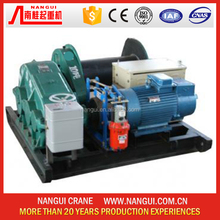 CE Approved Portable Mini Electric Hoist Winch For Hoist Crane