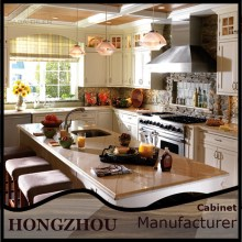 FoShan Furniture Factory Kitchen Cabinet Solid Wood For Sale