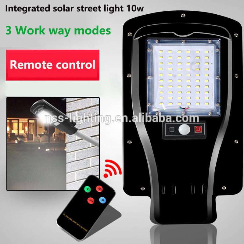 Strong lumens output solar light home